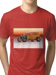 1928 Ford HiBoy Sedan Tri-blend T-Shirt