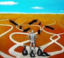 What will be the right way? by fulvio