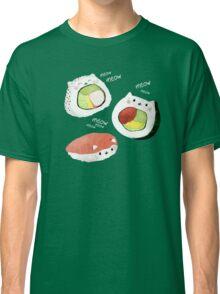 Cute Sushi Rolls Classic T-Shirt