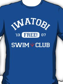 Iwatobi Swim Club Uniform T-Shirt