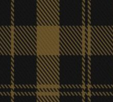 00177 Tyneside Scottish Khaki (Military District) Sticker