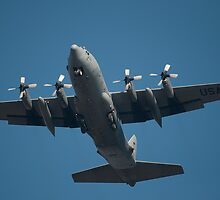 US Air Force Plane by imagetj