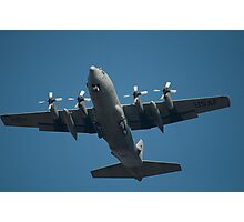 US Air Force Plane Photographic Print