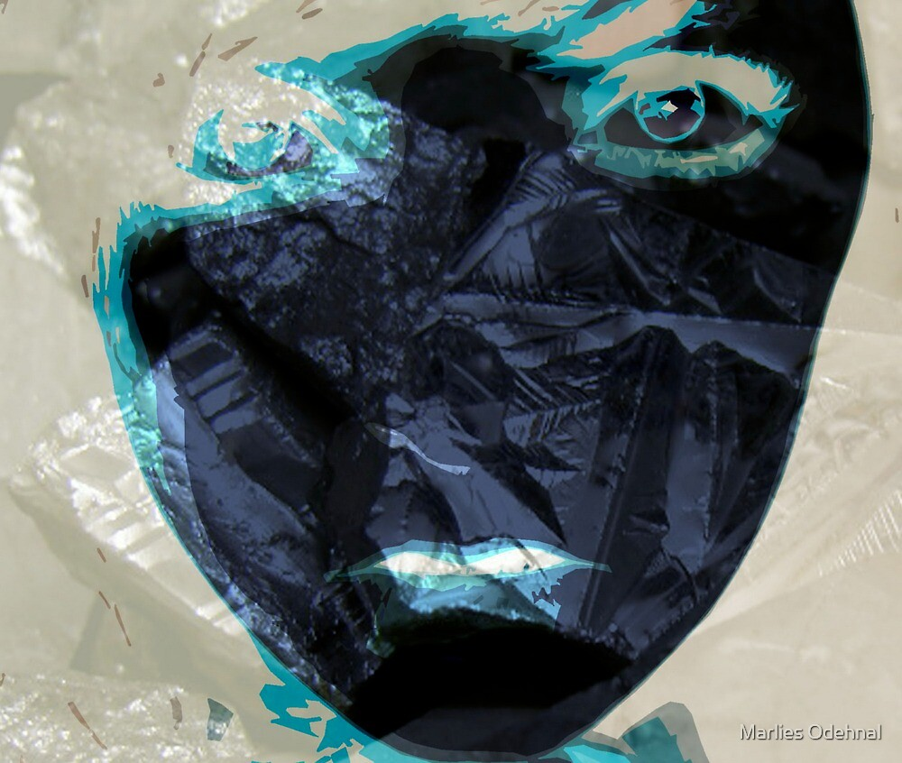 Crumpled by Marlies Odehnal