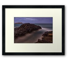 The Other Giants Causeway Framed Print