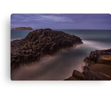 The Other Giants Causeway Canvas Print