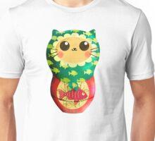 Little Matryoshka Cat Doll Unisex T-Shirt