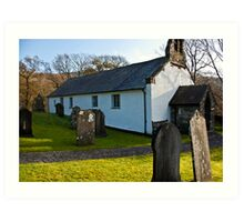 St John's Church - Ulpha Art Print