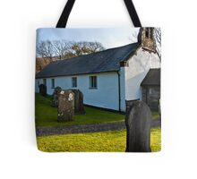 St John's Church - Ulpha Tote Bag