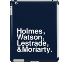 Bigger Than Beatles [Mono] iPad Case/Skin