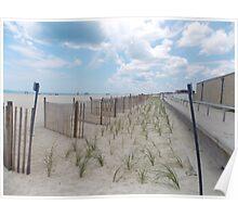 St. Augustine Beach Poster