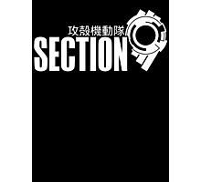 Public Security Section 9 Uniform Photographic Print