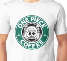 One Piece Coffee Unisex T-Shirt