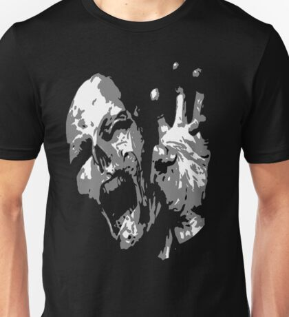 Mummy Scream Unisex T-Shirt