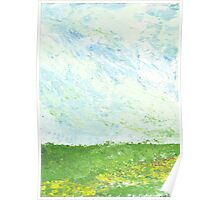 It's a Beautiful Day: Meadow Poster