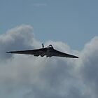Vulcan overhead by Johindes