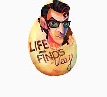 Life Always Finds a Way Unisex T-Shirt