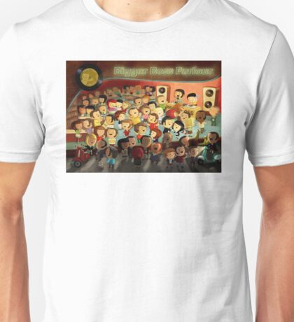 Bigger Boss Reggae Party Unisex T-Shirt