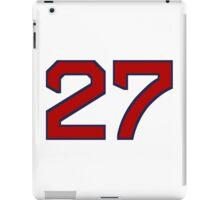 #27 iPad Case/Skin