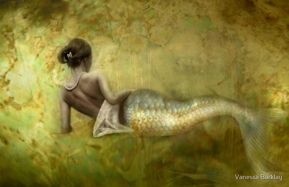 Classical Mermaid by Vanessa Barklay