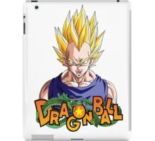 Vegeta Super Saiyan - Dragon Ball  iPad Case/Skin