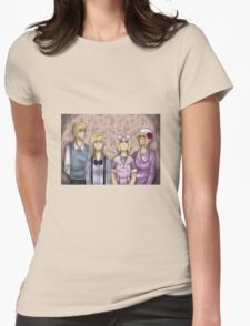 APH Dollhouse Womens Fitted T-Shirt