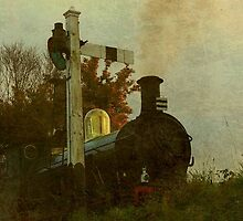 All aboard 2...©  by Dawn M. Becker