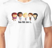 Some Subculture Girls Unisex T-Shirt