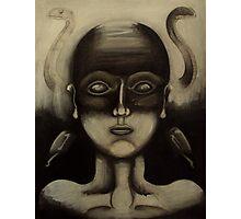 Lumiere Noir Photographic Print
