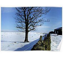 Saddleworth Moors Poster