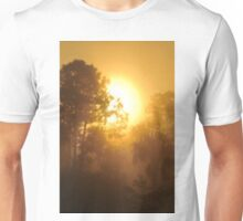 Monument Lake Sunrise, As Is Unisex T-Shirt