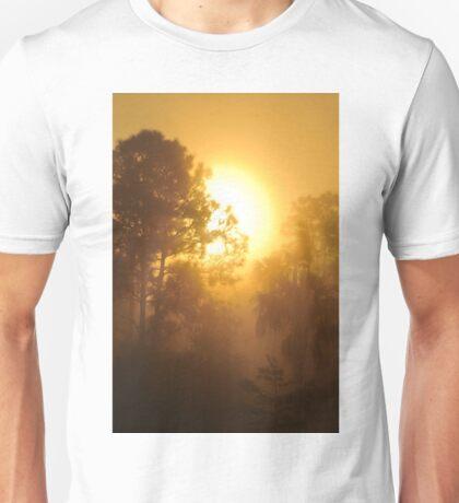 Monument Lake Sunrise, As Is Unisex T-Shirt