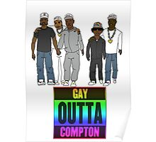 Gay Outta Compton Poster