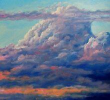Cloudscape #1 by Steven Guy Bilodeau