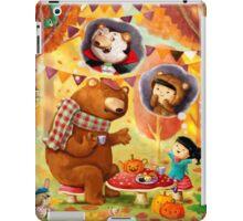 Halloween Tea Party iPad Case/Skin