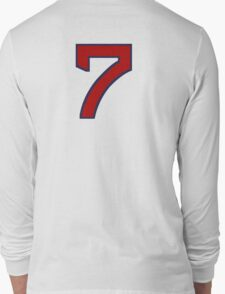 #7 Long Sleeve T-Shirt