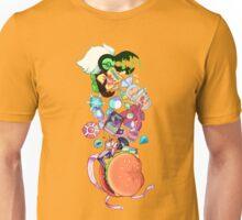 Cheeseburger Backpack! Unisex T-Shirt