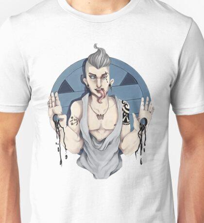 Punk rock tongue  Unisex T-Shirt
