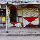 Vintage Shop in Nairobi, Kenya by Atanas NASKO