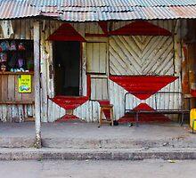 Vintage Shop in Nairobi, Kenya by Atanas Bozhikov Nasko