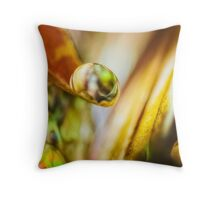 In Pursuit of Pearls Throw Pillow