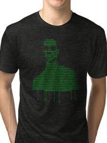 Neo Matrix Tri-blend T-Shirt