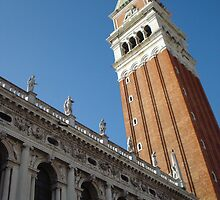 St Mark's Square by JaneMerson