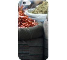 curry spices iPhone Case/Skin