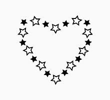 Stars Heart Unisex T-Shirt