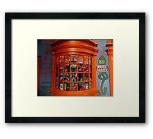 Weasley's Wizard Wheezes Framed Print
