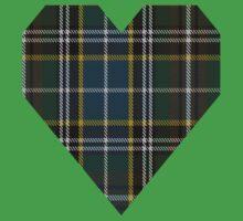 00183 Clodagh/Cork District Tartan  Kids Clothes