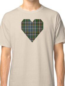 00183 Clodagh/Cork District Tartan  Classic T-Shirt