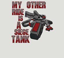 Siege Tanks, I Drive Them T-Shirt