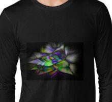 Pinwheel Long Sleeve T-Shirt